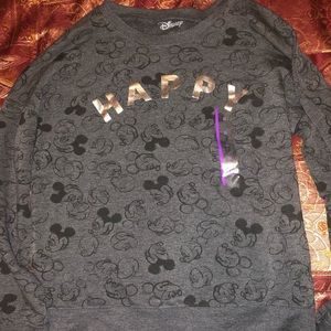 Tops - Mickey Mouse Sweatshirt